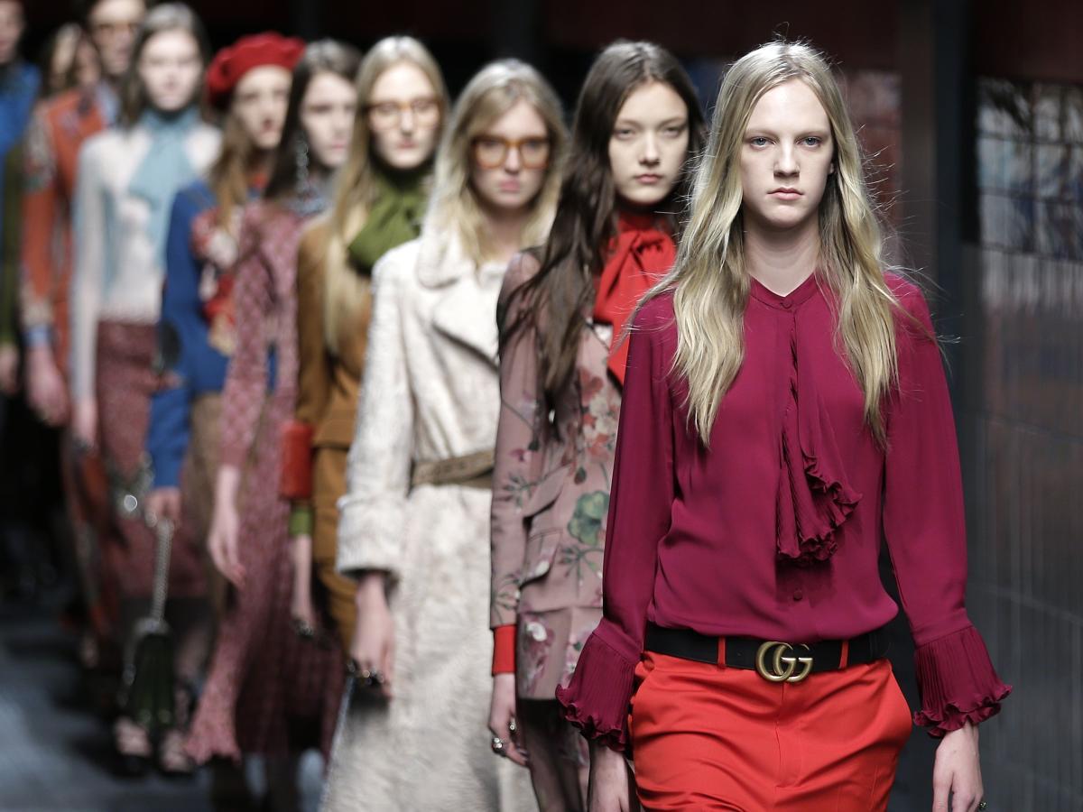 Role of fashion in a person's identity